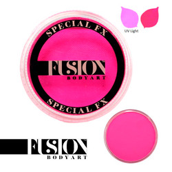 FX UV NEON MAGENTA by Fusion Body Art face paint 32g