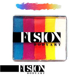 SUMMER SUNRISE by Fusion Body Art face paint 50g