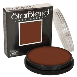Mehron Starblend Cake Makeup 56g  SABLE BROWN