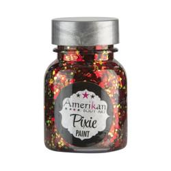 'Drop Dead Red' Pixie Paint Glitter Gel by Amerikan Body Art