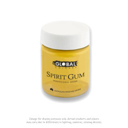 Spirit Gum 45ml by Global Colours