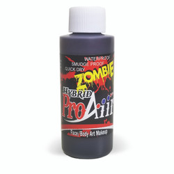 SCAB RED 'ZOMBIE' ProAiir Hybrid Waterproof Liquid Face and Body Paint for Airbrush