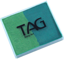TAG pearl 50g split green - pearl lime