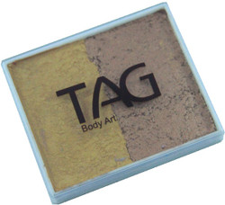 TAG pearl 50g split gold - old gold