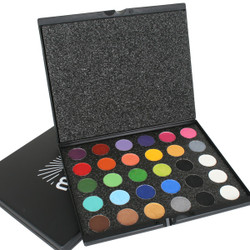Mehron Paradise Makeup AQ™ palette of 30 available from Face Paint Shop Australia