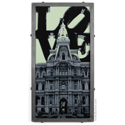 Love City Hall, Philadelphia, PA