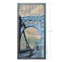 Clemente Bridge, Pittsburgh, PA Silk Screen Art