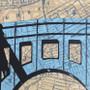 Clemente Bridge, Pittsburgh, PA Artwork Detail