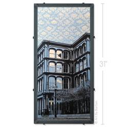1840's Ballroom Wallpaper Silk Screen Print