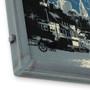 Philly Star Map Silk Screen Print Frame