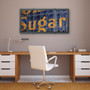 Domino Sugars Silk Screen Art By Barton