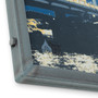 Pittsburgh Skyline Starmap Panoramic Welded Steel Frame Option