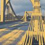Roberto Clemente Bridge Detail