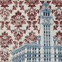 Chicago Wrigley Building Art By Charlie Barton