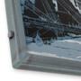 Art By Barton Hand Welded Silk Screen Print