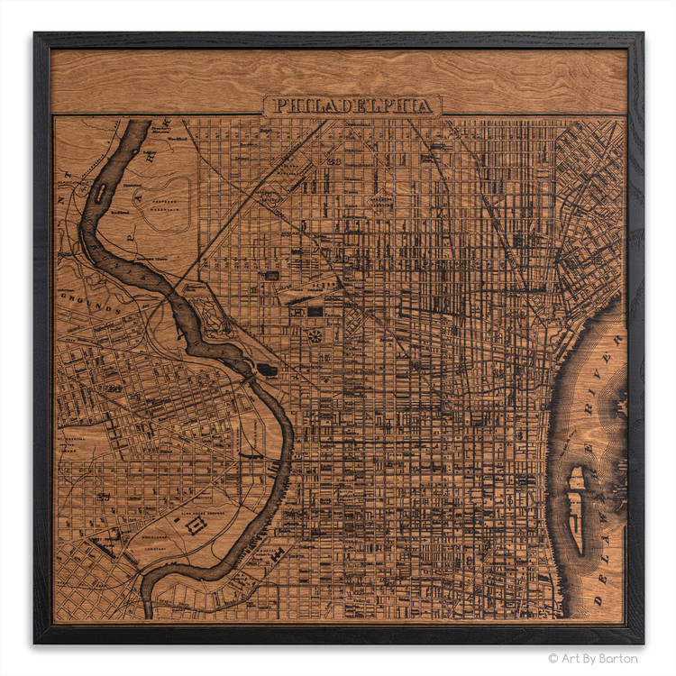 Philly City Map
