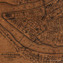 Pittsburgh old city map