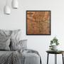 Nashville Silk Screen Print by Charlie Barton