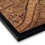 Art By Barton Paris Historical Map Print