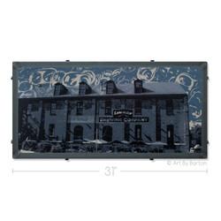 Lancaster Brewing Company Silk Screen Prints