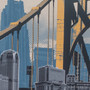 Pittsburgh Artwork Detail