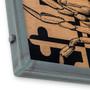 Hand-welded Steel Frames