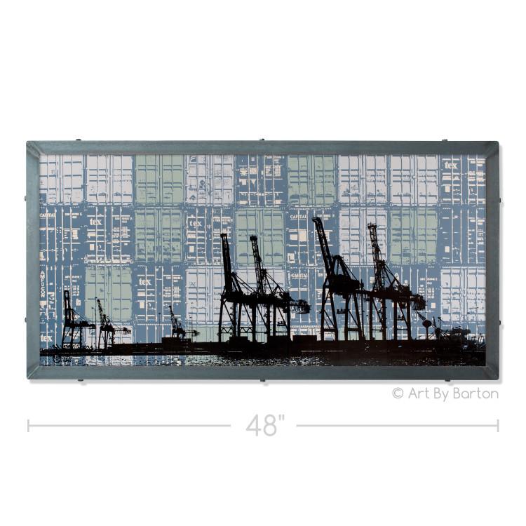 Port of Baltimore Artwork