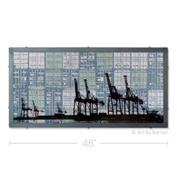 Port of Baltimore Artwork