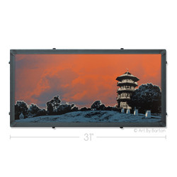 Patterson Park Pagoda Sunrise