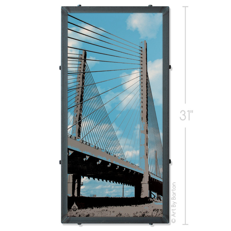 Indian River Inlet Bridge Art