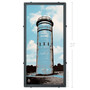 Bethany Beach WWII Observation Tower Art