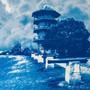 Patterson Park Pagoda Silk Screen Detail