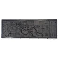 1890s Baltimore Map