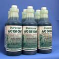A/C Oil Chill™ with OEM approved U/V Leak Detection Dye - 34oz. 1 liter (Case of 6 Bottles)