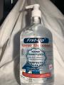 Frst-Up Germ Defense Hand Sanitizer 33.8 oz - 1000 ml Pump Top