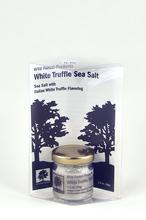 Wild Forest White Truffle Sea Salt
