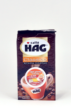 Caffé HAG Classico Decafinated Ground Coffee