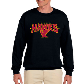 LA HAWKS REGULAR CREWNECK