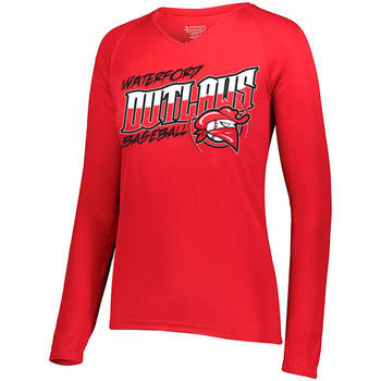 OUTLAWS LADIES WICKING LONGSLEEVE