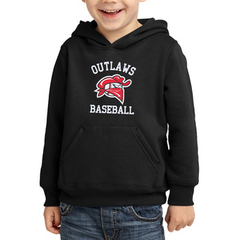 OUTLAWS TODDLER HOODIE