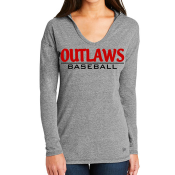 OUTLAWS PULLOVER HOODIE TEE