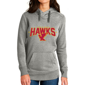 LA HAWKS LADIES FASHION HOODIE