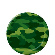 Camouflage Party Snack Plates