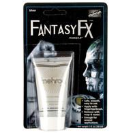 Fantasy F-X  Makeup Silver | Mehron Makeup