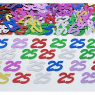 Multi Coloured No 25 Scatterfetti