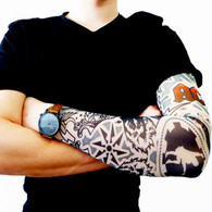 Tattoo Sleeve Arm - AC/DC Tour | Interalia
