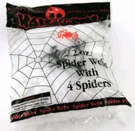 Halloween Spider Webs with Spiders | TNW Australia
