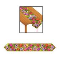 Hawaiian Luau Table Runner | Besitle Creations