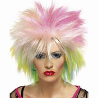 1980's Attitude Wig | Smiffy's