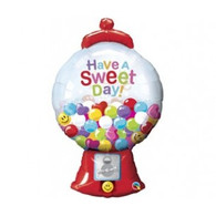 Foil Supershape Have a Sweet Day! Balloon | Qualatex
